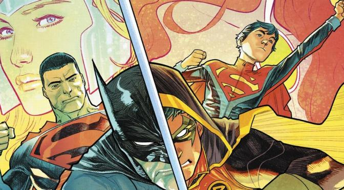 Análisis de Super Sons of Tomorrow Parte final