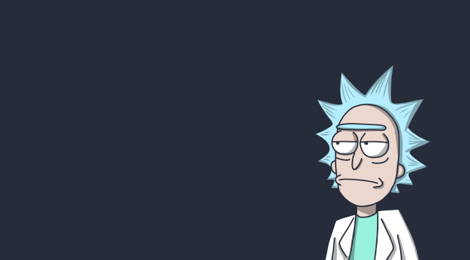 Parodia de Rick y Morty tomó a Adult Swim en April Fools' Day