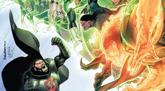 (C506) Reseña: Hal Jordan and the Green Lantern Corps #39 y #40