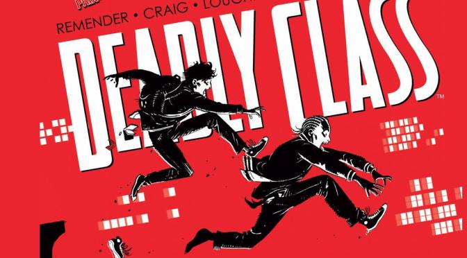 (C506) Deadly Class tendrá serie de TV
