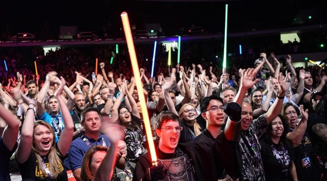 Star Wars Celebration 2019 finalmente ha sido anunciada