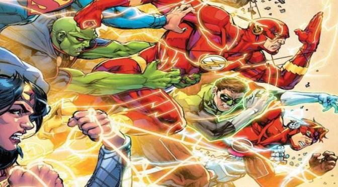Vista Previa: The Flash War #49