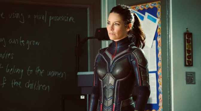 Ant-Man and the Wasp: Evangeline Lilly habla sobre su nuevo traje