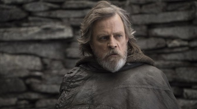 (C506) Mark Hamill juega con su posible aparición en Star Wars Episodio IX