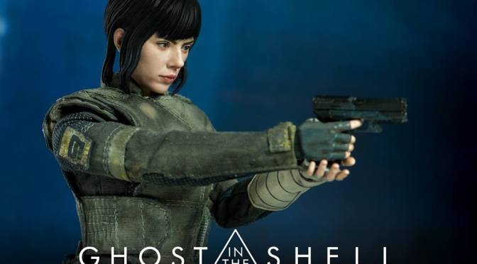 Ghost in the Shell The Movie Live Action -Major- Threezero 1/6 disponible ahora