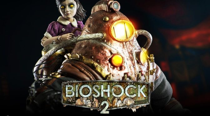 Disponible para pre-orden: Bioshock 2 1/6 Subject Delta & Little Sister Threezero