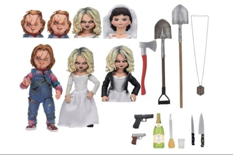 Bride of Chucky 2 pack