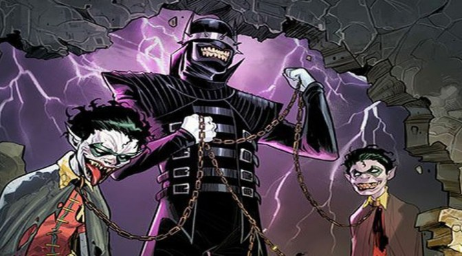 The Batman Who Laughs tendrá una miniserie