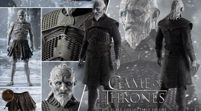 Game Of Thrones – White Walker (versión de lujo) Disponible en Threzerohk.com
