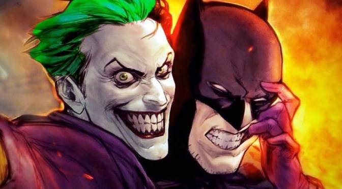 DC Comics anuncia una nueva serie de Batman / Joker: Deadly Duo