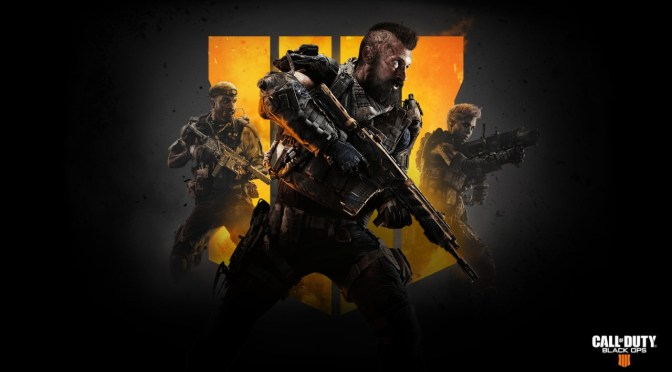Exclusiva C506, Evento por el lanzamiento de Call Of Duty Black Ops 4 #Codnation