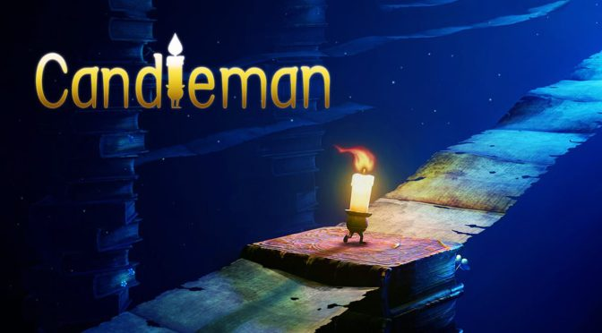 (C506 Review) Camina entre la oscuridad con Candleman: The complete Journey