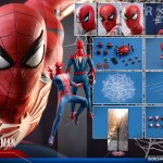 marvel-spider-man-advanced suit-sixth-scale-figure-hot-toys-903735-15