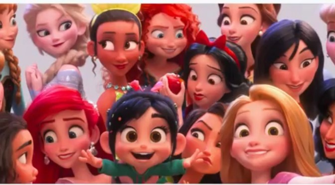 "(C506) ¡Tercer trailer de ""Ralph breaks the Internet""!"