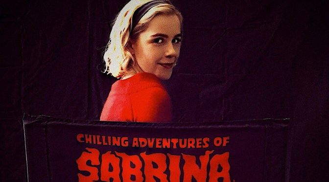 (C506) Chilling Adventures of Sabrina comparte nuevo look de Salem