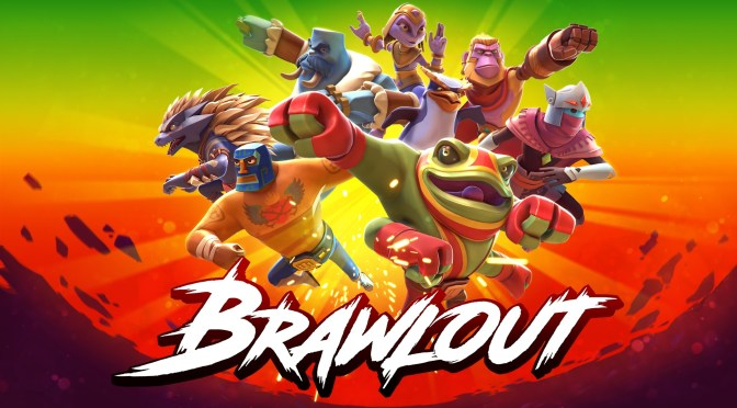 Video Juegos Review: La hora de Brawlout ha llegado y es hermosa en PS4