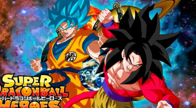(C506) Nuevo trailer de Dragon Ball Heores, Gohanks super saiyan fase 3