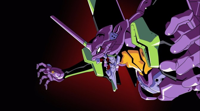 (C506-Reviews) Eva 01 1/400 by Kotobukiya