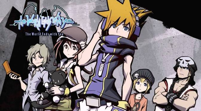 The World Ends With You -Final Remix- para la switch  tiene fecha de llegada para el occidente