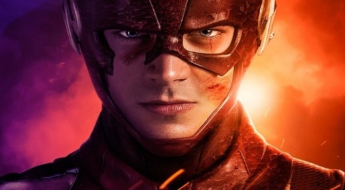 The Flash obtendrá un nuevo traje para la 5° temporada
