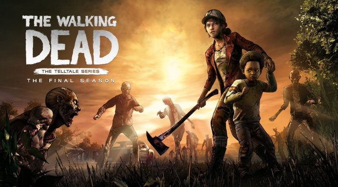 Tráiler oficial de The Walking Dead Season Final