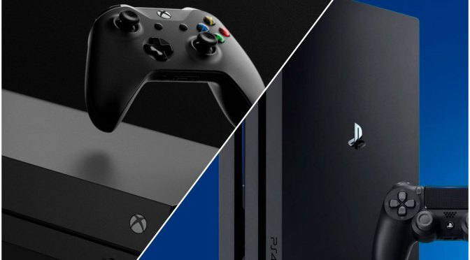 "(C506)""La alianza mas esperada"" Habrá cross-play entre PS4 y Xbox One"