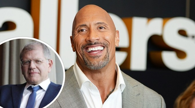 Robert Zemeckis y Dwayne Johnson trabajarán juntos en The King