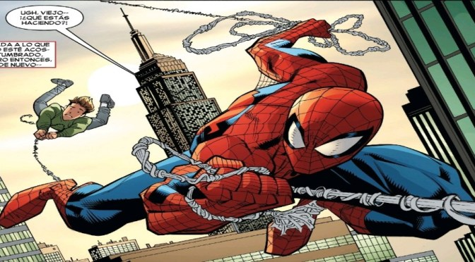 Marvel Comics eliminará las imágenes anti-mormones de The Amazing Spider-Man #4