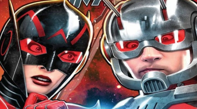 Vista Previa: Ant-Man and The Wasp # 5