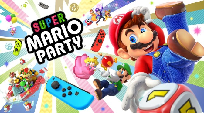 Nuevo Trailer de Super Mario Party