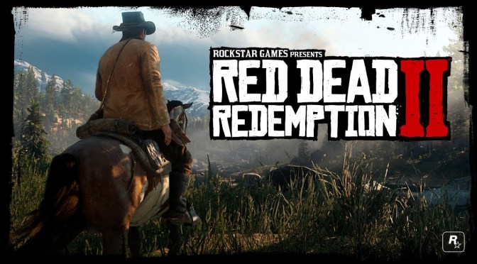 (C506) Se revela que Red Dead Redemption 2 tendrá exclusiva con sony