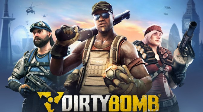 (C506) Splash Damage dejará de actualizar y dar soporte a Dirty Bomb