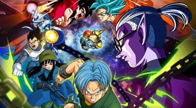 Se anuncia Super Dragon Ball Heroes World Mission para Nintendo Switch