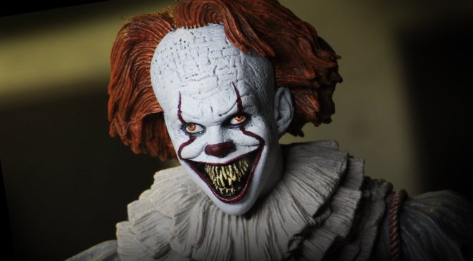 NECA Announces New IT Action Figure