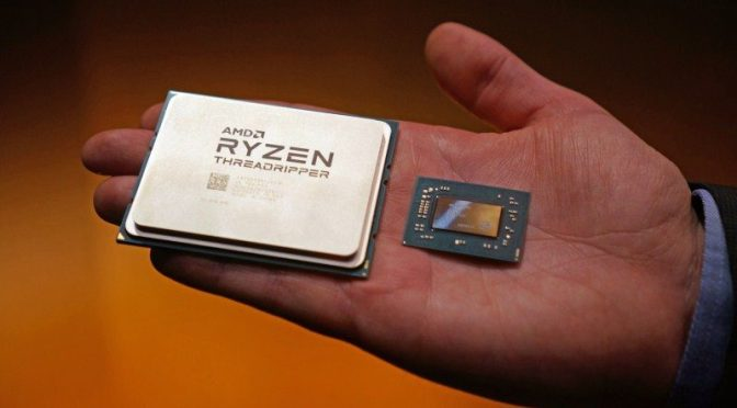AMD Dynamic Local Mode: El Threadripper gana rendimiento en ¡gaming!