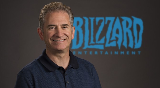Mike Morhaime renuncia como presidente de Blizzard Entertainment