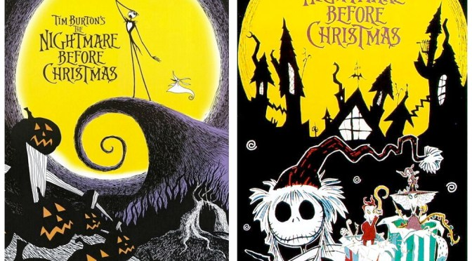 (C506-Comic) Review de la secuela de The Nightmare Before Christmas