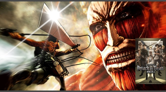 Warner Bros producira un live action de Attack on Titan!