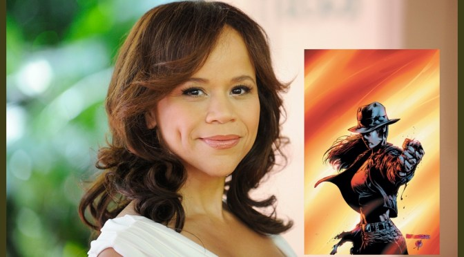 Rosie Perez será Renee Montoya en Birds of Prey