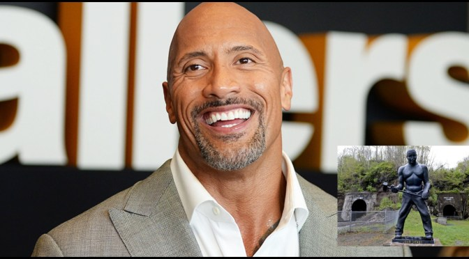 Dwayne Johnson protagoniza John Henry and The Statesmen