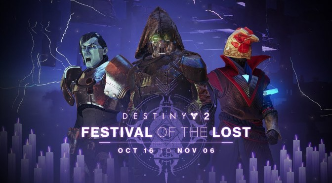 (C506) DESTINY 2: FESTIVAL OF THE LOST – El evento ha comenzado!
