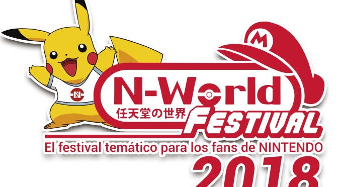 (C506) Evoluciona con el N-World Festival 2018