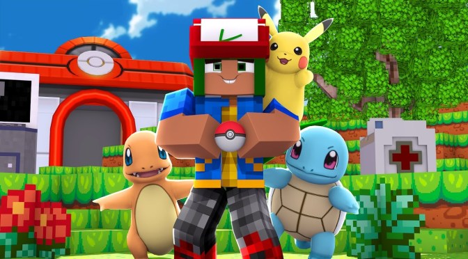 (C506) ¿Pokemon y Minecraft juntos?