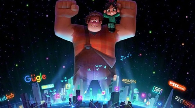 Se Anuncia Nuevo Adelanto de Ralph Breaks the Internet