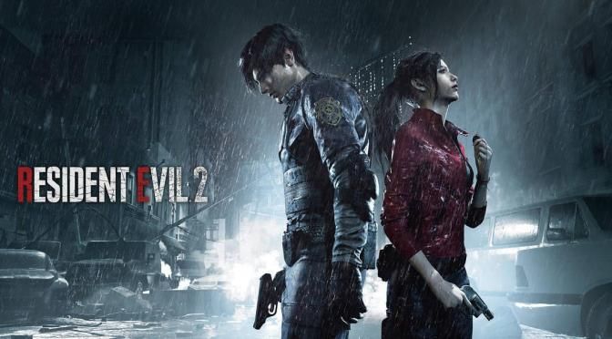Nuevo gameplay de Resident Evil 2 con Claire Redfield