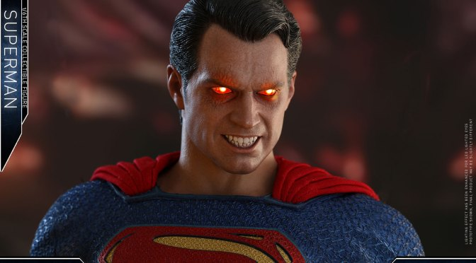 Buy Superman Sixth Scale Figure by Hot Toys Justice League MMS LATAM SPAIN USA