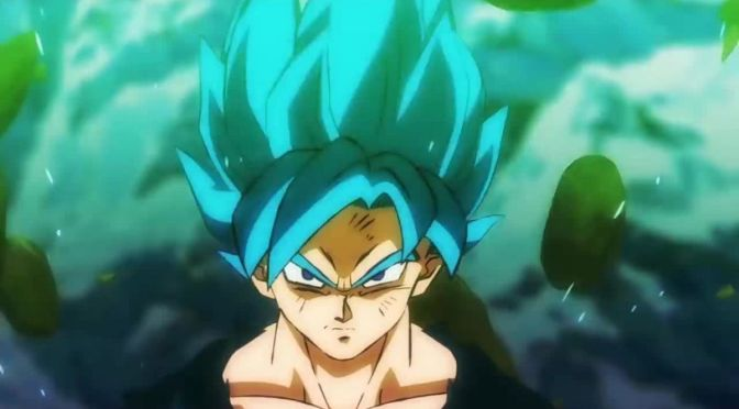 "Dragon Ball Super: Broly estrena nuevo video con su tema ""Blizzard"""