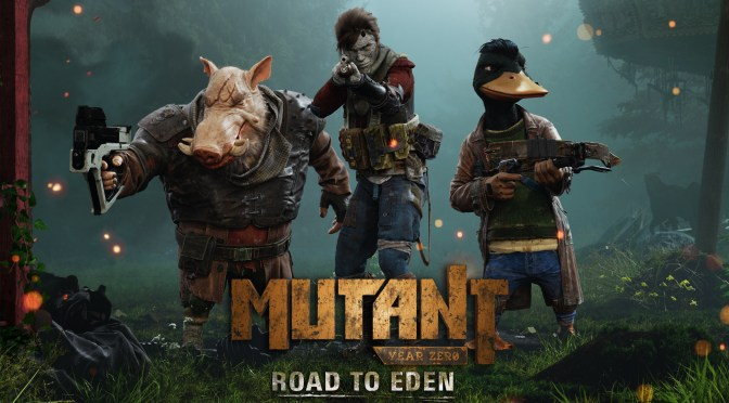 Jugamos los primeros 40 minutos de Mutant Year Zero: Road to Eden