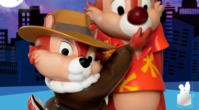 Preorder Now Disney Master Craft Chip N Dale by Diamond Kingdom Toys