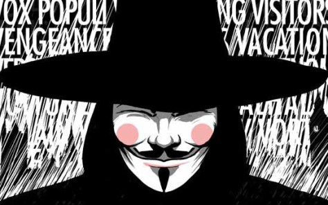 V for Vendetta comics